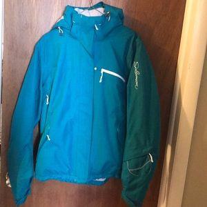 Salomon Ski Jacket -Teal